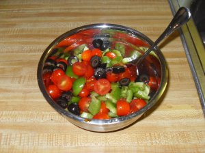 Salad, Recipe, Health, Food, Cooking