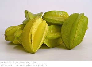 star fruit!