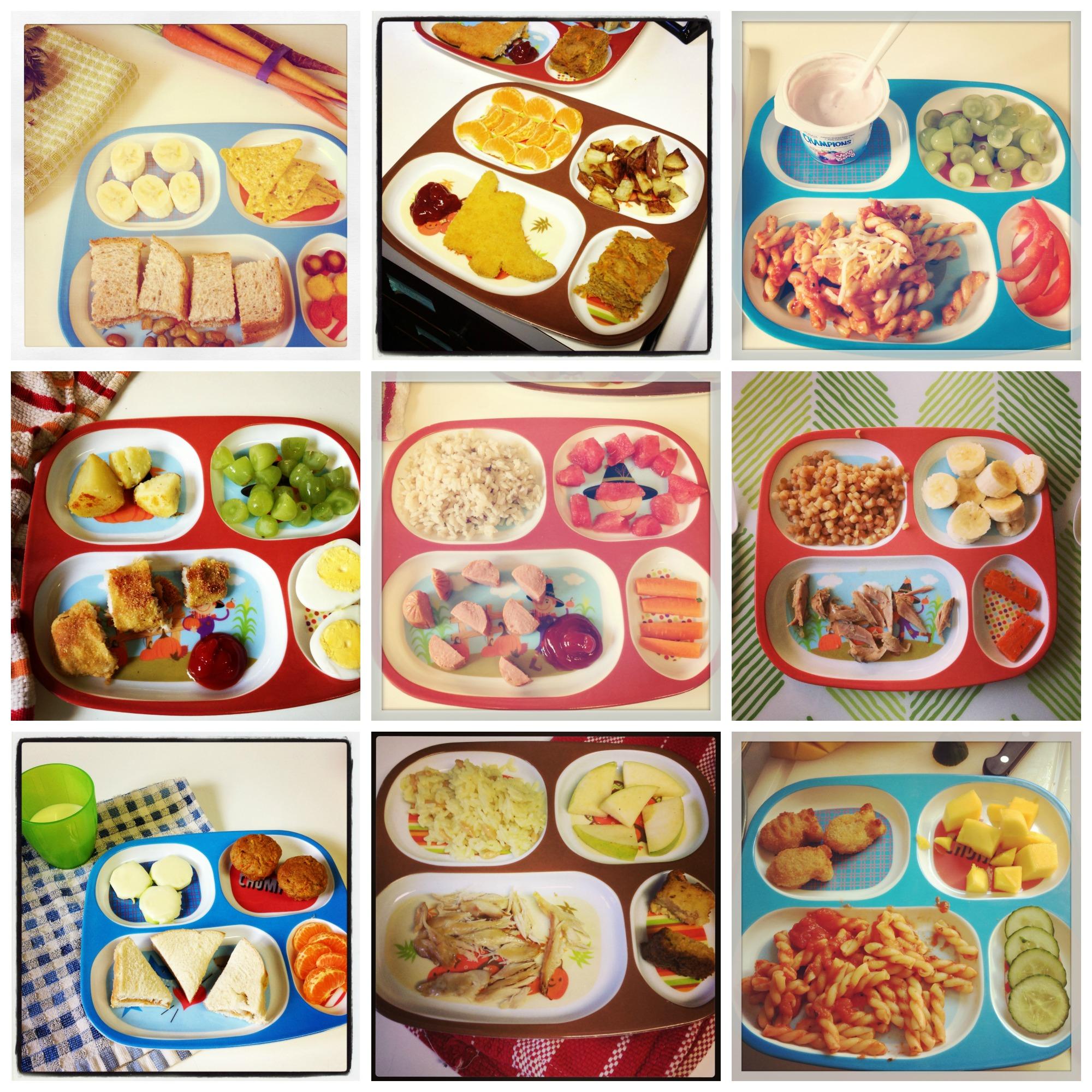 dinnerplates  sc 1 st  Rivki Silver & Cute Dinner Trays for Kids u2013 Giveaway! u2013 Rivki Silver ~ thoughts u0026 music